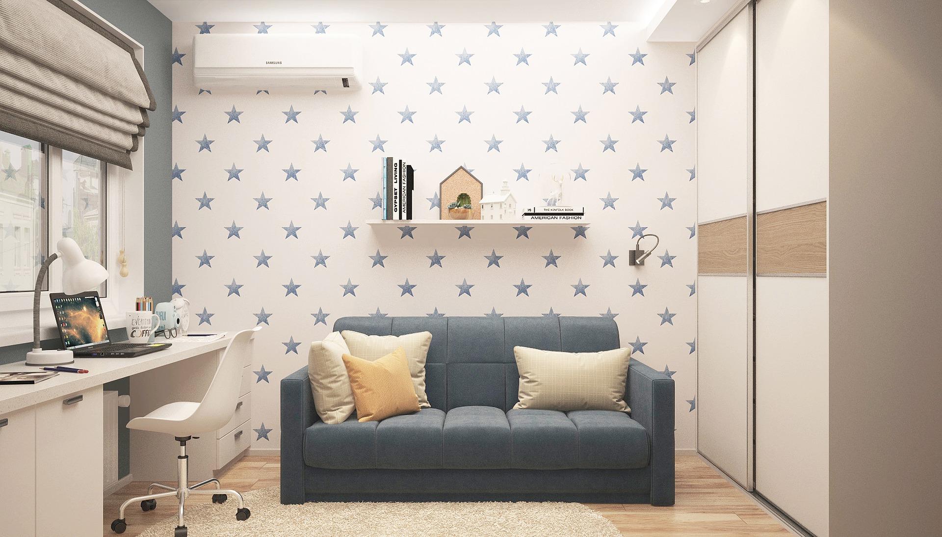 Wybierz tapety do mieszkania w przyjaznych cenach